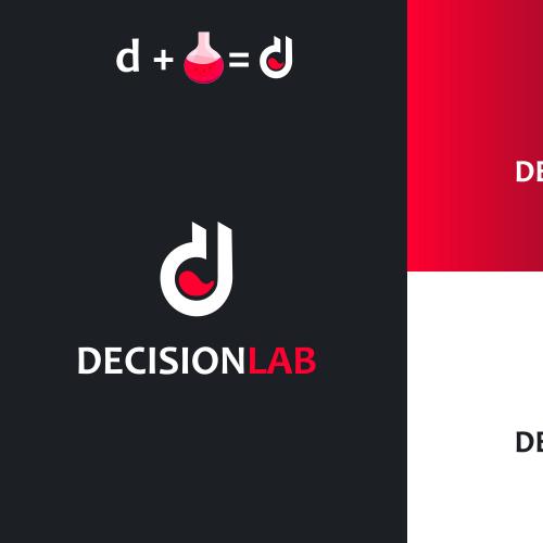 Decision Lab Logo Design