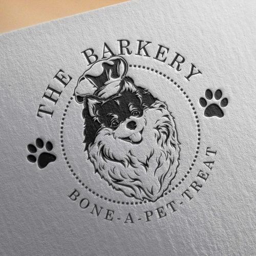 The Barkery Brand Logo