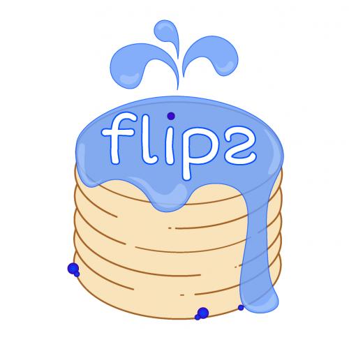 Pancake Truck Logo