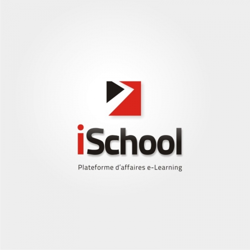 i school logo