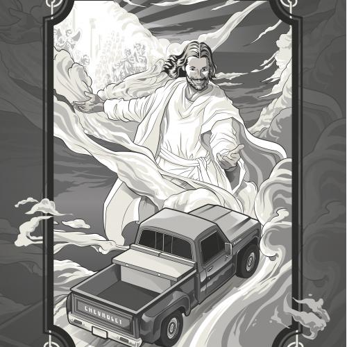 Truck in Heaven
