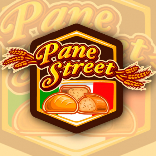 Logo Design for Pane Street