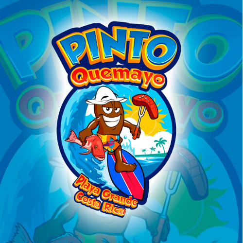 Logo Design For Pinto Quemayo
