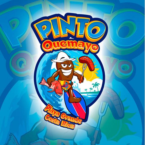 Logo Design For Pinto Quemayo