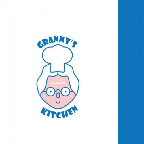 Granny Kitchen Logo Design
