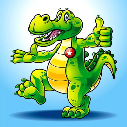 Funny Gator