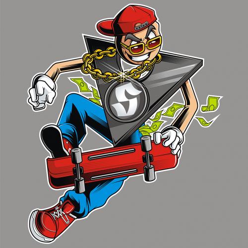 S8er Rapper Boy
