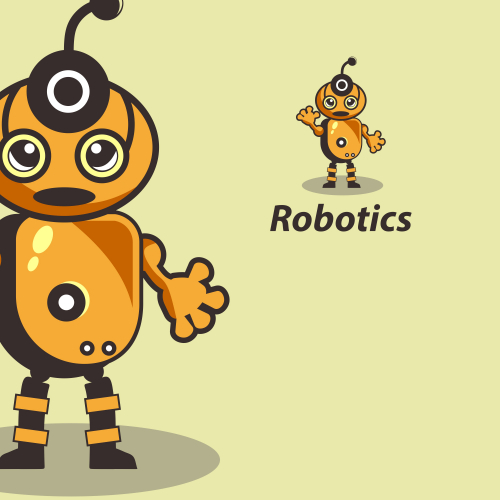 Astronot robot