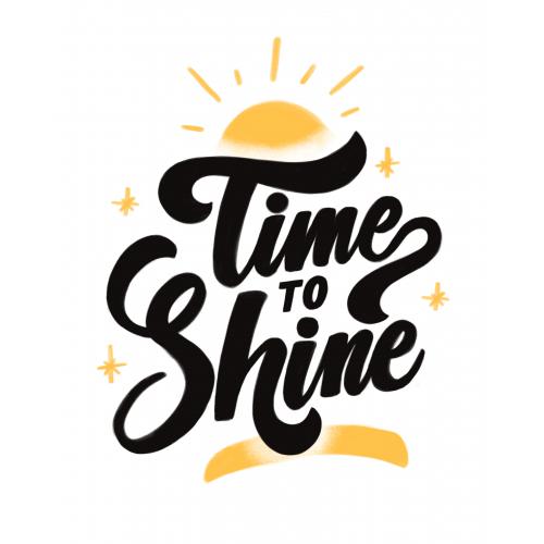 Time to (sun)shine