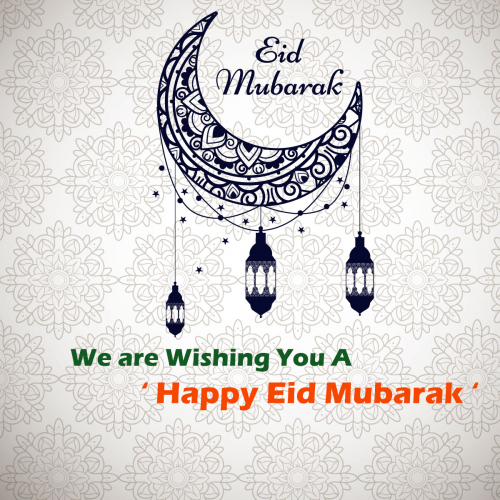 Eid Mubarrak Advertisement