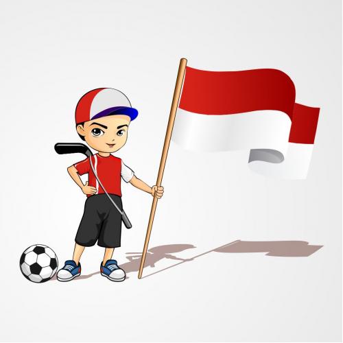 Character Mascot Illustration Vector
