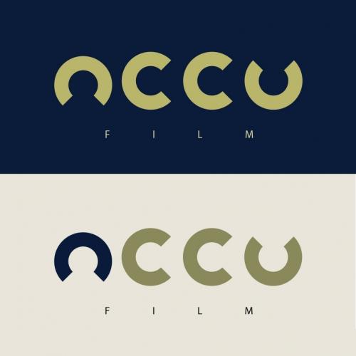Accu Film Logo Design