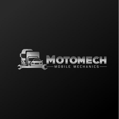 logo for moto mech