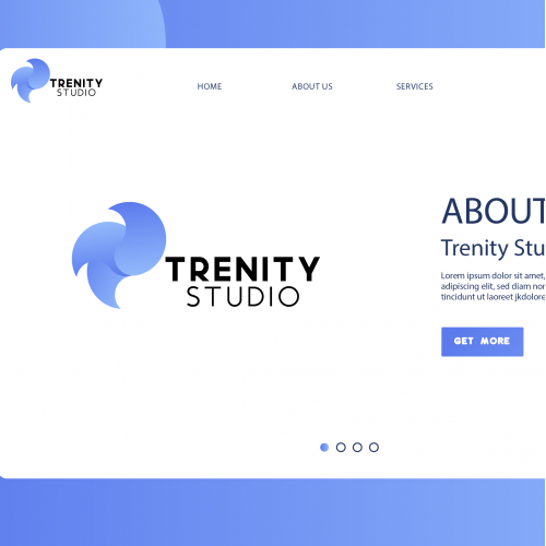 Trenity Studio Modern logo