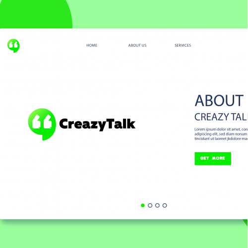 Creazy Talk Logo