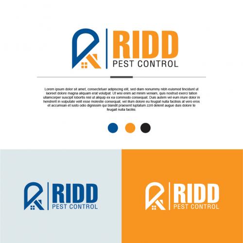 RIDD Pest Control Logo