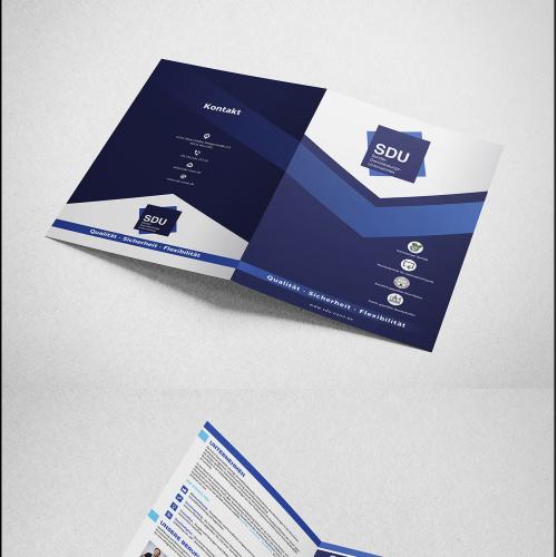 SDU Bi-Fold Brochure Design