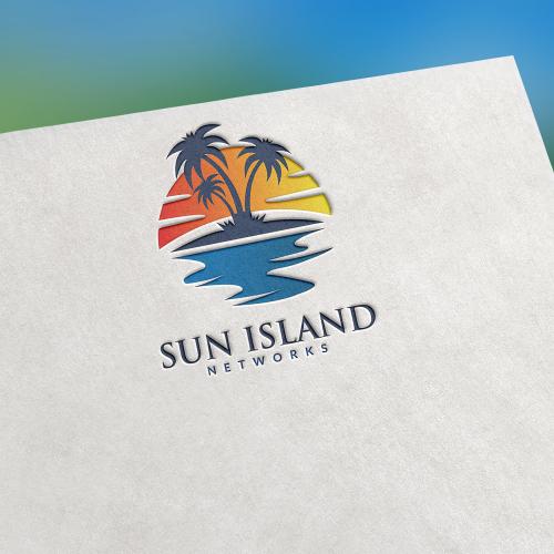 SUN ISLAND logo