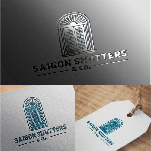 Saigon Shutters