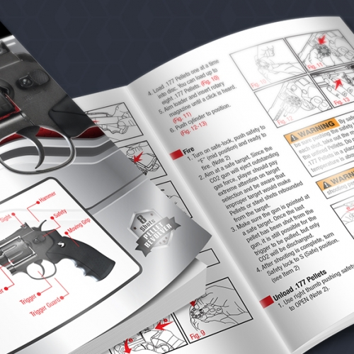 Pellet Gun Instruction Manual