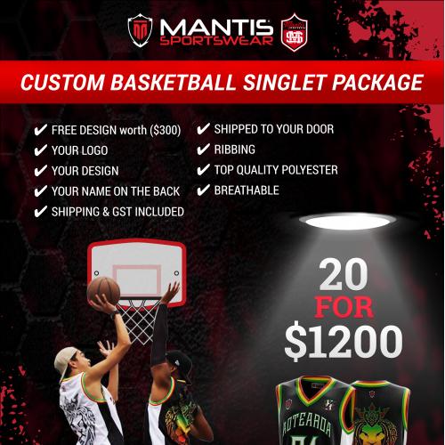 Mantis Spostswear Flyer