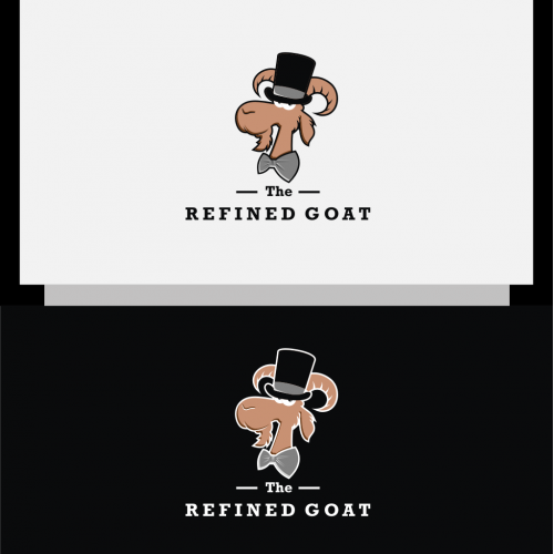THE REFINED GOAT
