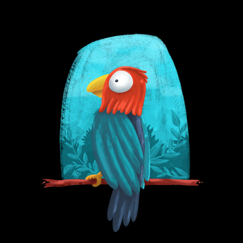 Bird - Animal Illustration