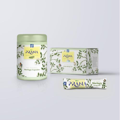 Moringa Pill Packaging