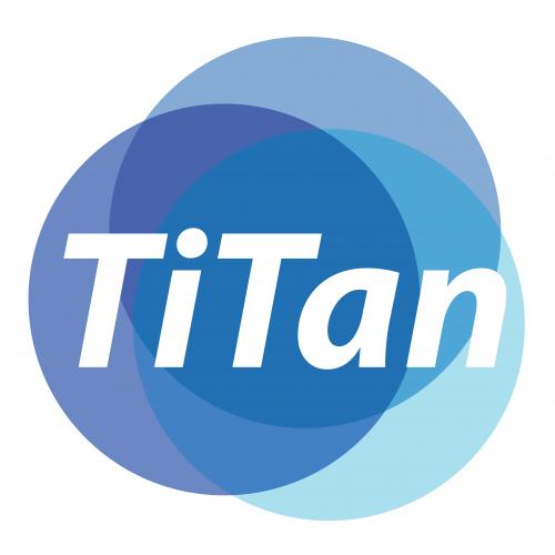 Titan Bank logo