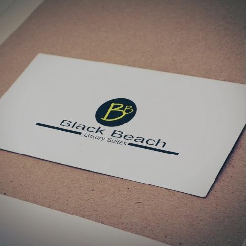 Black Beach logo