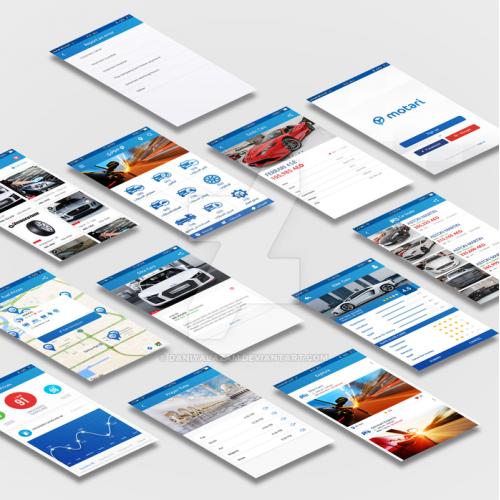 Motari App Design