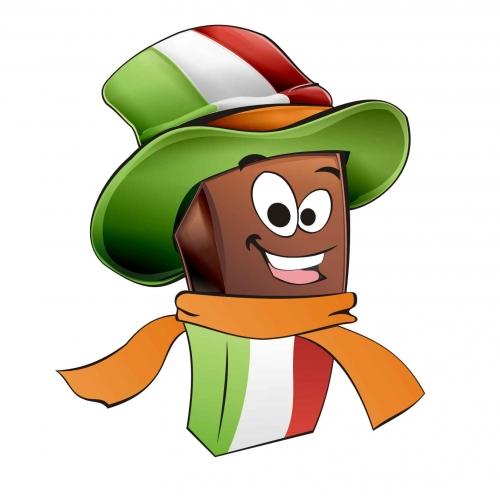 Chocolate Mascot