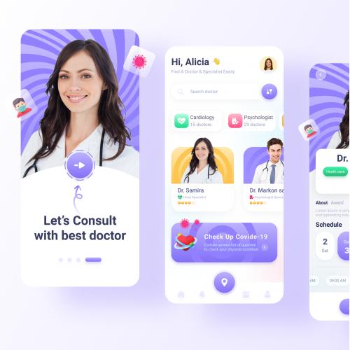 Doctor Point Mobile App Exploration