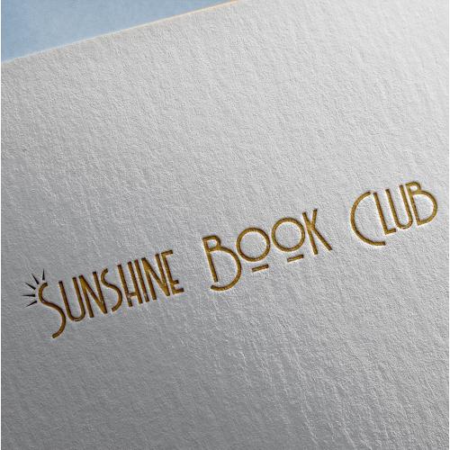 Book Club Logo Design