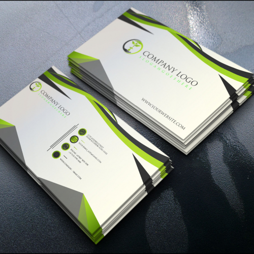 business cards is fully customizable