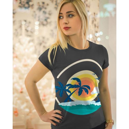 summer t shirt design
