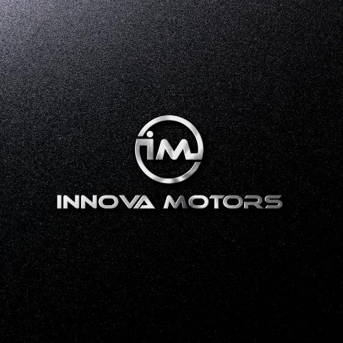 initial i m=im logo design