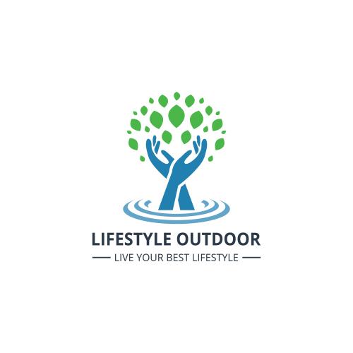 Lifestyle Tree Logo Design