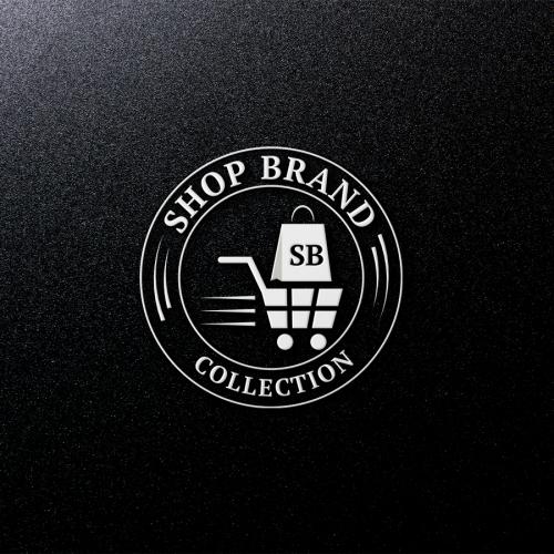 Shop Brand logo design