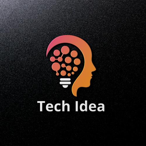 Tech Idea logo design