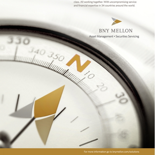 Bank of NewYork Ad Design