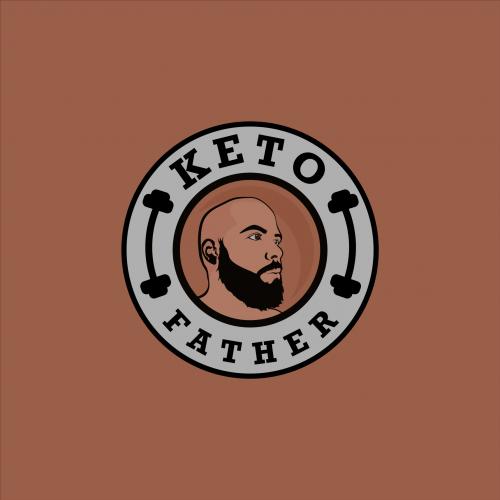 KETO Father Fitness Logo