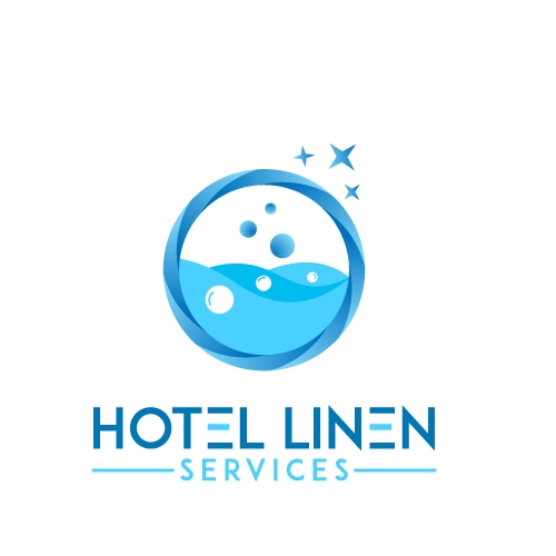 Laundry Service Logo