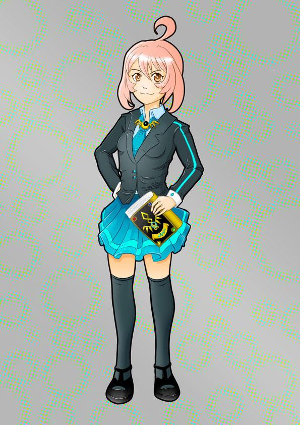 Anime Illustration