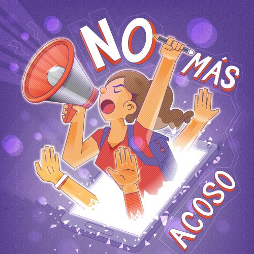 Social Media Design - No more Harassment in University