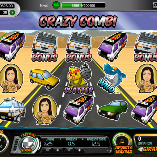 Video Games - Slot machine