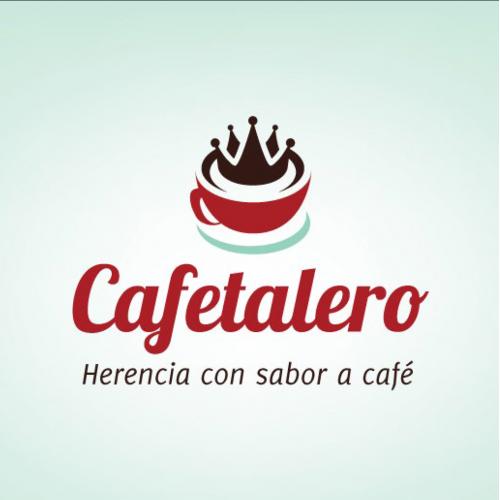 Corporate Design - Cafetalero Cafe Logo