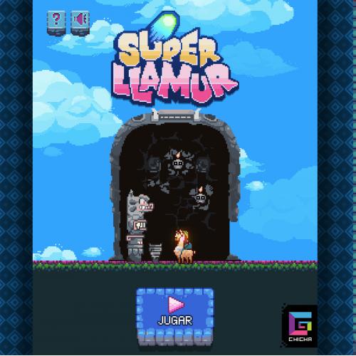 Video Games - Super Llamur