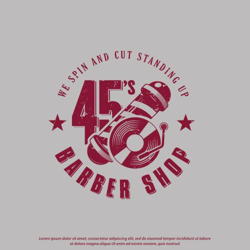 45's Barbershop