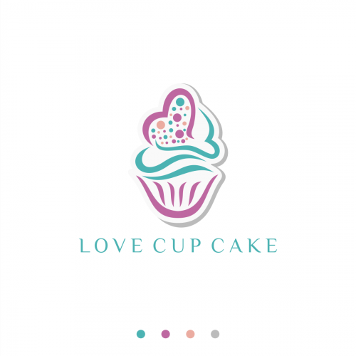 LOVE CUP CAKE